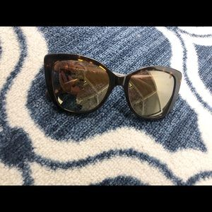 DIFF Ruby tortoise & gold flash sunglasses